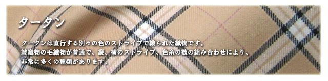 タータン ファッションポラリス